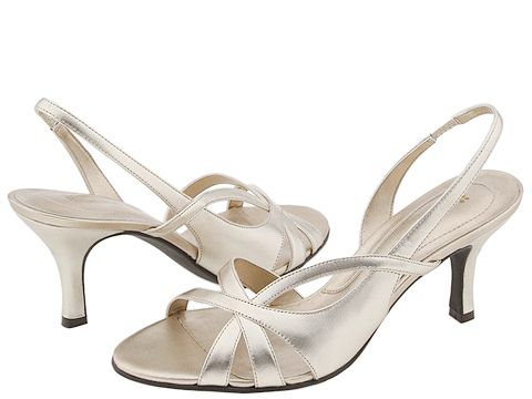 In Defense Of Bridal Shoes